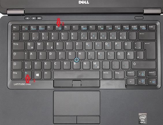 Hướng dẫn cách tắt chuột cảm ứngtrên laptop dell