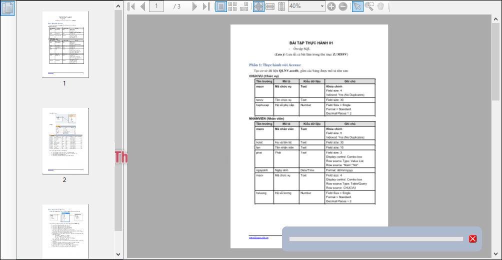 phần mềm chuyển từ pdf sang word