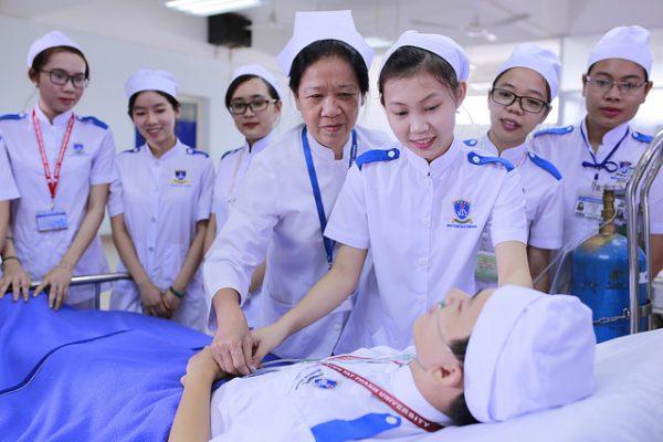 cao đẳng ngành Điều dưỡng